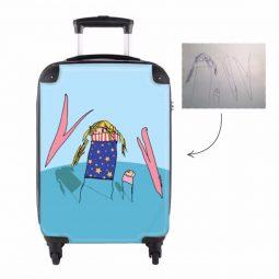 kid suitcase