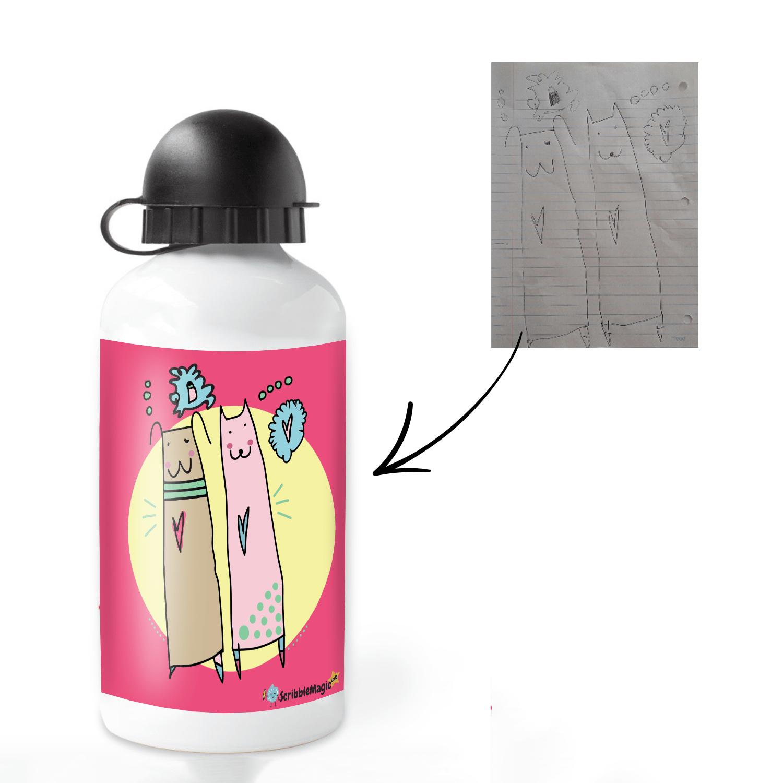 Bottle personalized