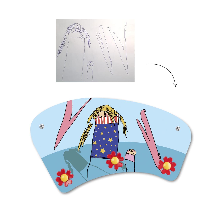 Kleiderständer * Scribble Magic Lab