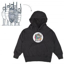 Sweatshirt für Kind