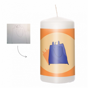 Candle – Personalized