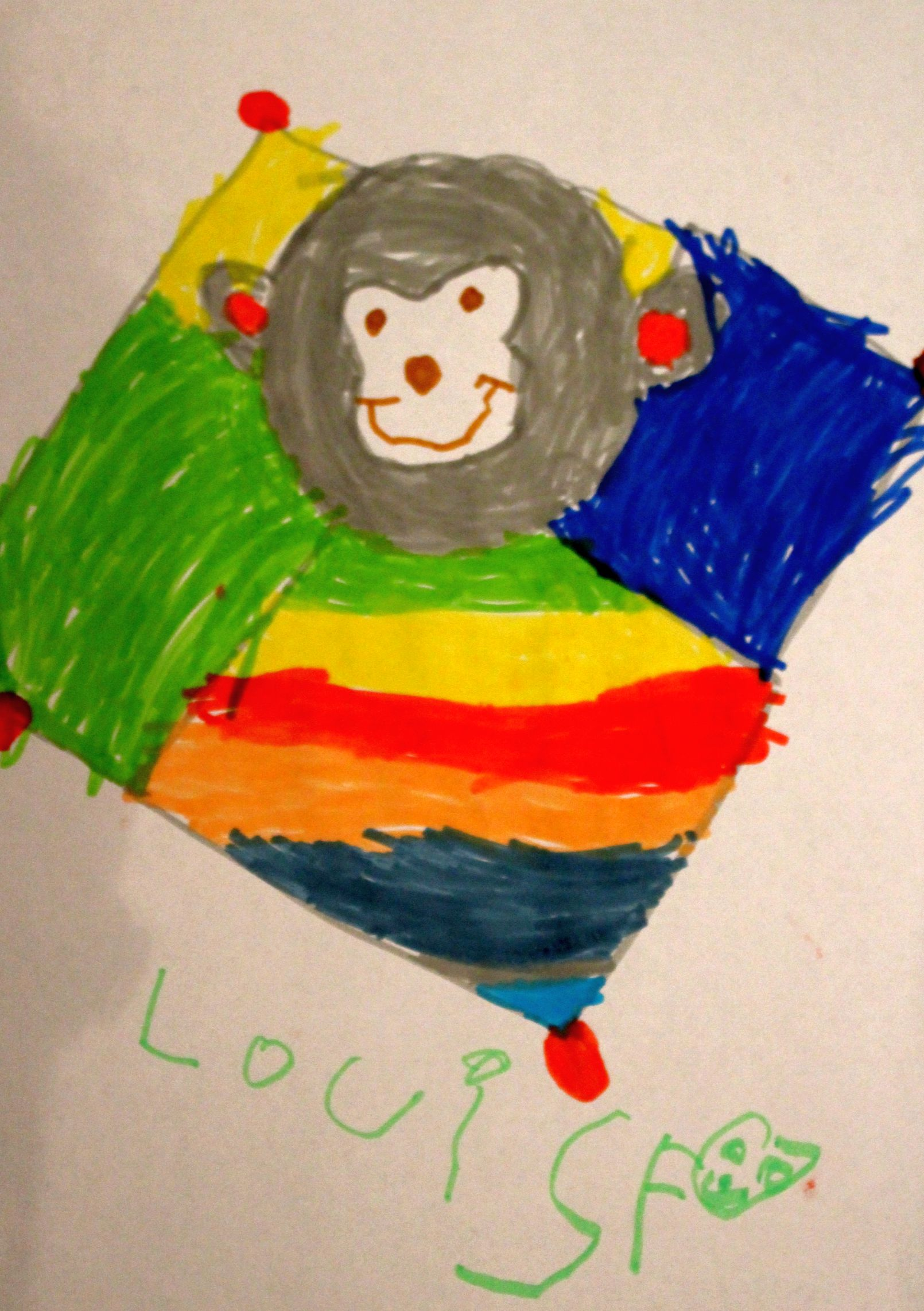 Competition Entry for LOUIS