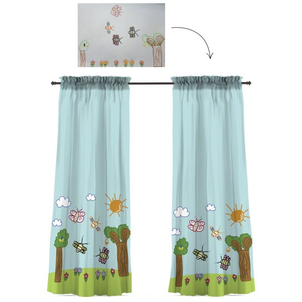 Make your own curtain US
