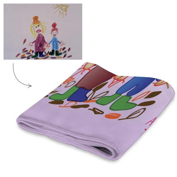 Blanket cover US